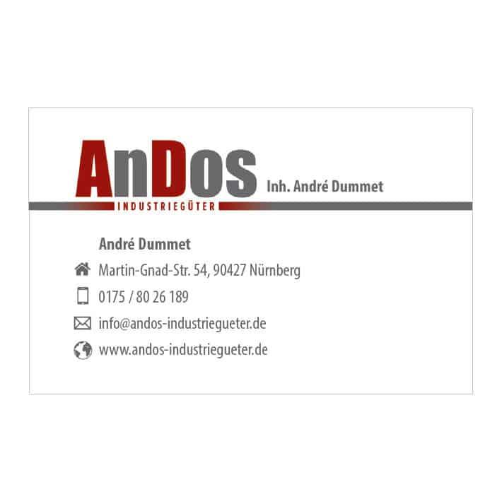 Visitenkarten Erstellen Lassen Agentur Hansteinmedia