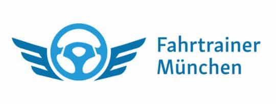 Logogestaltung Fahrtrainer Muenchen